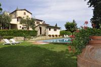 Villa di Rosano - holiday villas in Rosano