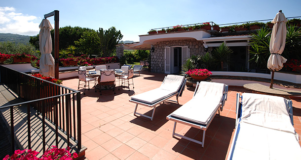 Villa la Rocca