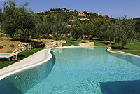 Villa le Favole - holiday villas in Montepulciano