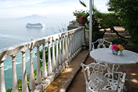 Villino Liberty - holiday villas in Sorrento
